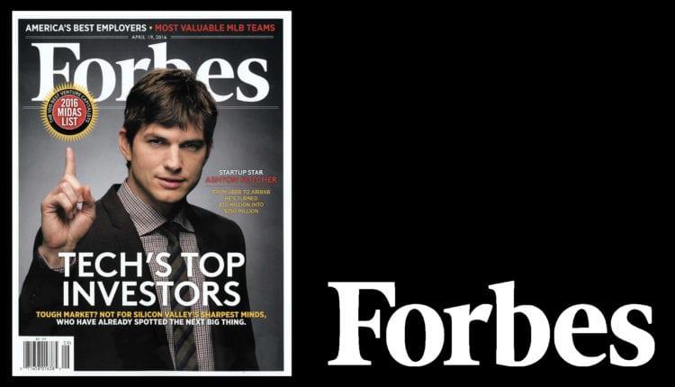 Forbes: Trendsetters – Dave Carvajal