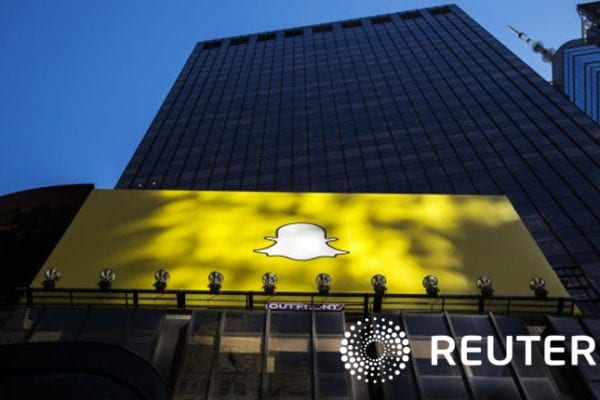 Snap's youthful founders show no fear in race to IPO